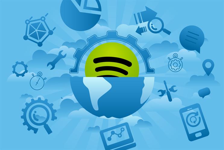 Spotify: now a marketing platform for artists