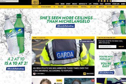 Sprite ads taken down after sparking sexism complaints