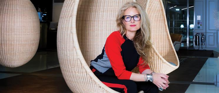 Women forging creativity: how being a chairwoman has changed Kate Stanners