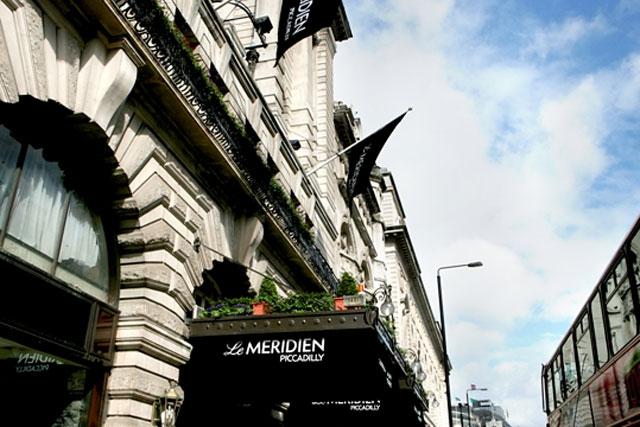 Starwood: Le Méridien in London