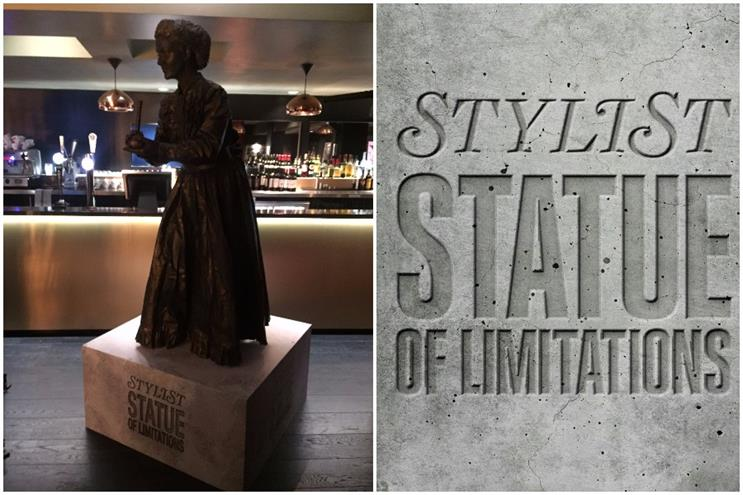 Stylist to flood London with 'living statues' of female role models