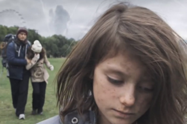 Save The Children: 'If London were Syria' by by Don't Panic/UNIT9 London