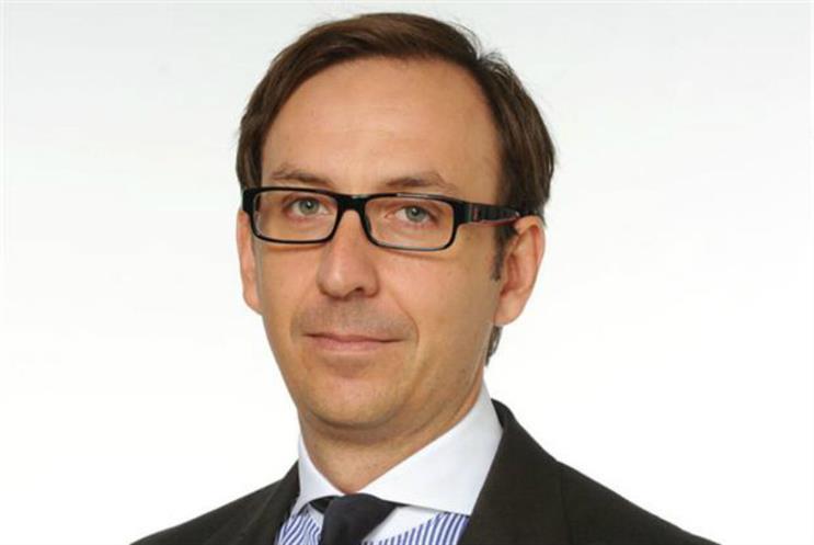 Sky: marketing chief Stephen van Rooyen has been promoted to the top UK job