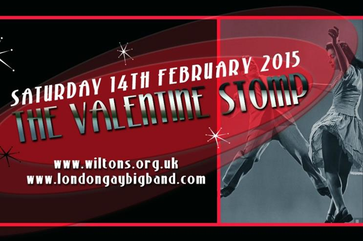 Swing Patrol teams with the London Gay Big Band for a swinging dance party