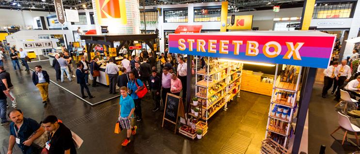 The Kodak Quarter at Drupa