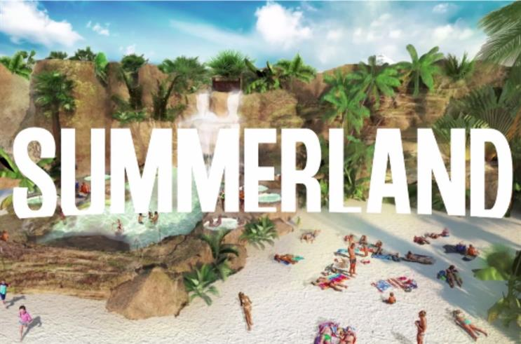 Summerland seeks commercial partner with a scheduled launch for winter 2017/2018