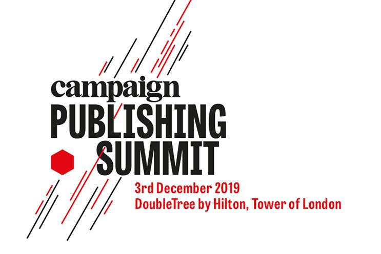 Publishing Summit: speakers from brands including Hearst and Spotify