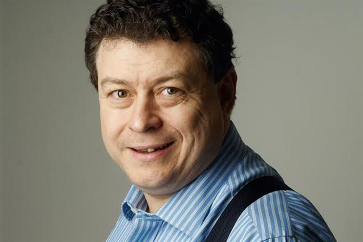 Rory Sutherland: will speak from a London school next week