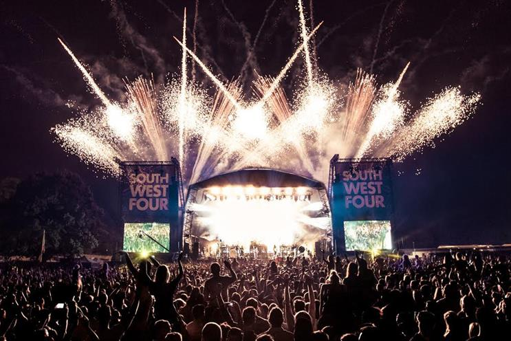 Global's acquisitions include the South West Four festival in South London
