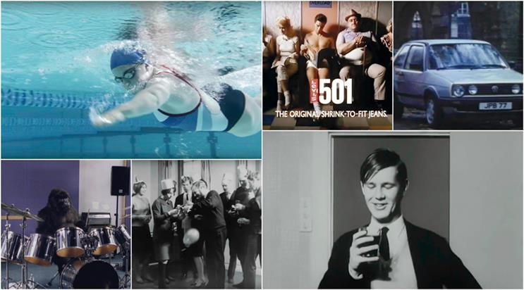 Celebrating 100 years of iconic British advertising