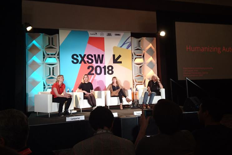 SXSW: We need to talk about the robots