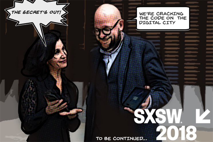 SXSW: What it will take to turn London into the world's smartest city