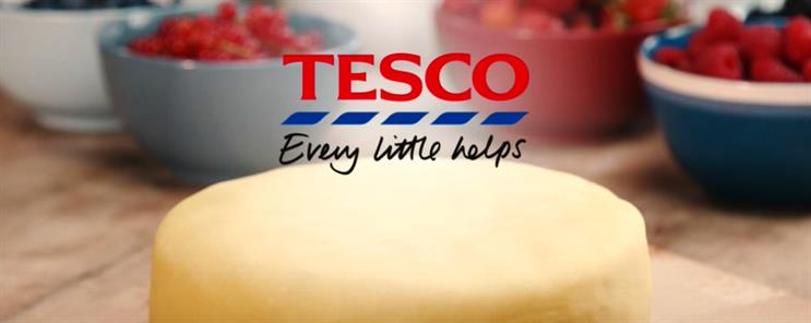 How Tesco and BBH used 'The Great British Bake Off' to champion 'Every little helps'