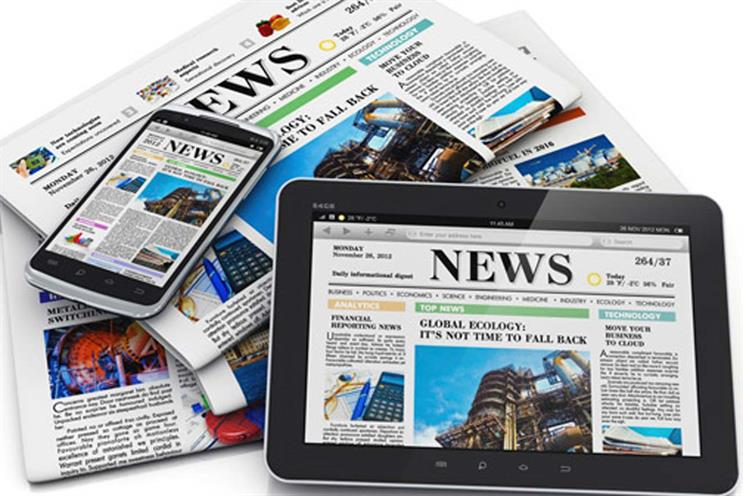 Newspaper publishers keen for overdose of tablets