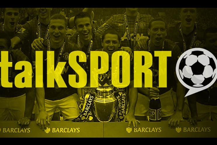 TalkSPORT promotes Adam Mills ahead of Virgin launch