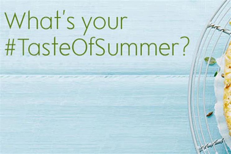 Waitrose: runs #TasteOfSummer campaign