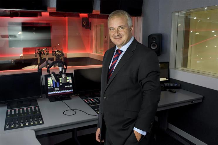 Taunton: promoted from chief operating officer at Wireless Group