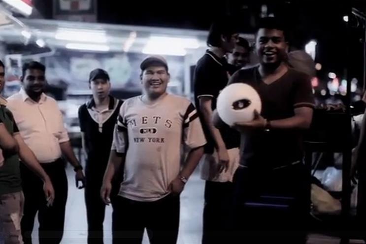 Tech Ball: campaign by former SapientNitro creatives Stensrud and Forshami