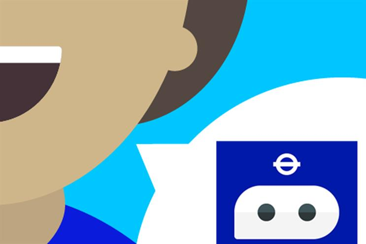 TfL launches handy chatbot on Facebook Messenger