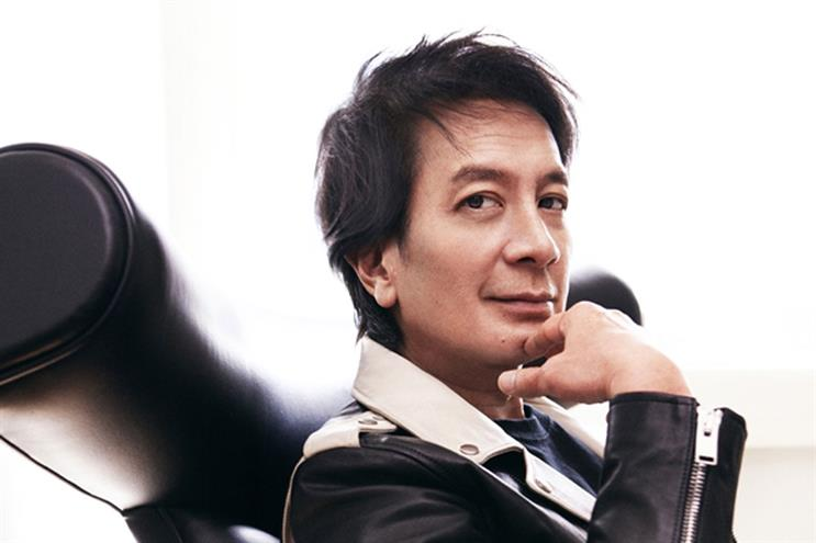 Tham Khai Meng: the worldwide chief creative officer of Ogilvy & Mather