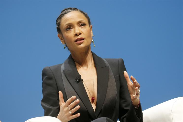 Thandie Newton at Cannes: 'There is no longer a faceless brand'
