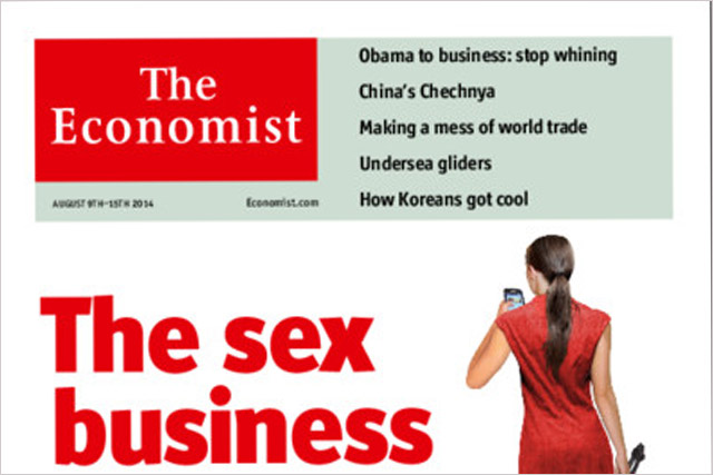 The Economist: leads the way in the the current affairs sector