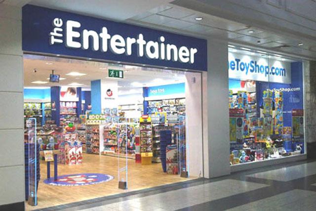 The Entertainer: the brand's website attracts four million visitors a year