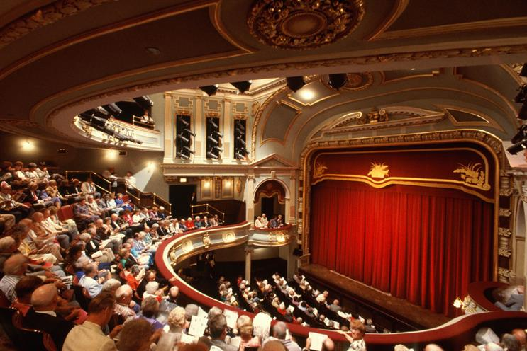 Theatre on the brink: lending a helping hand to the arts