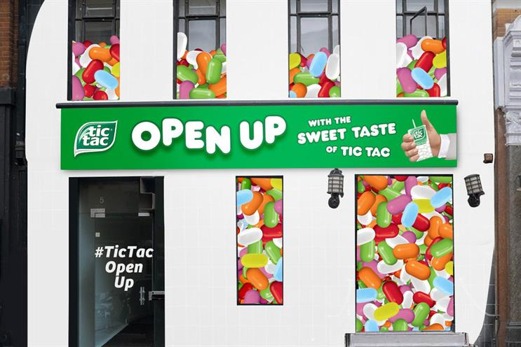 Tic Tac's open house will take visitors through its colourful 50-year history