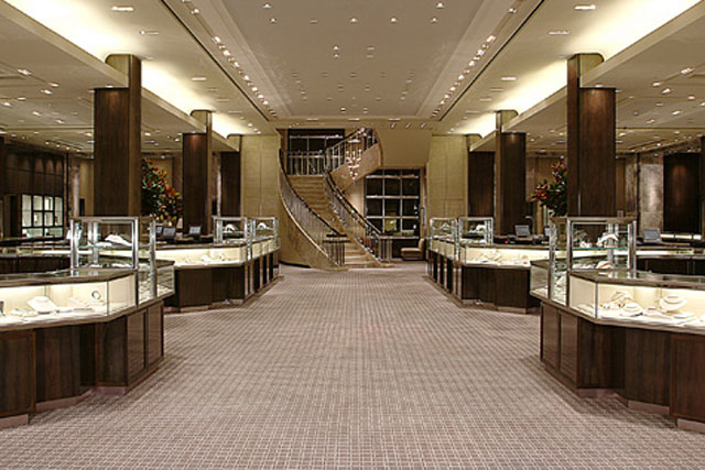 Tiffany & Co: jewellery retailer's gifts are most the sought-after (photo: Tiffany & Co)