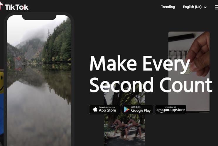 TikTok: reached 500 million monthly active users this year