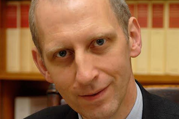 Garman: formerly worked for BBC and Channel 4