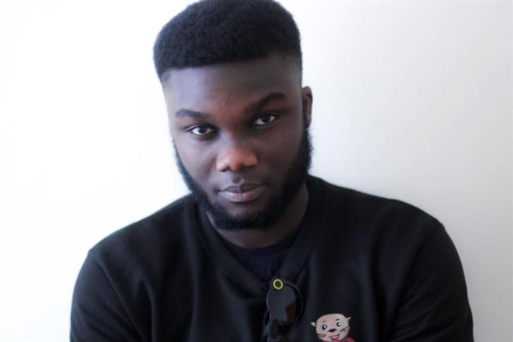 Timothy Armoo: the chief executive and founder of Fanbytes
