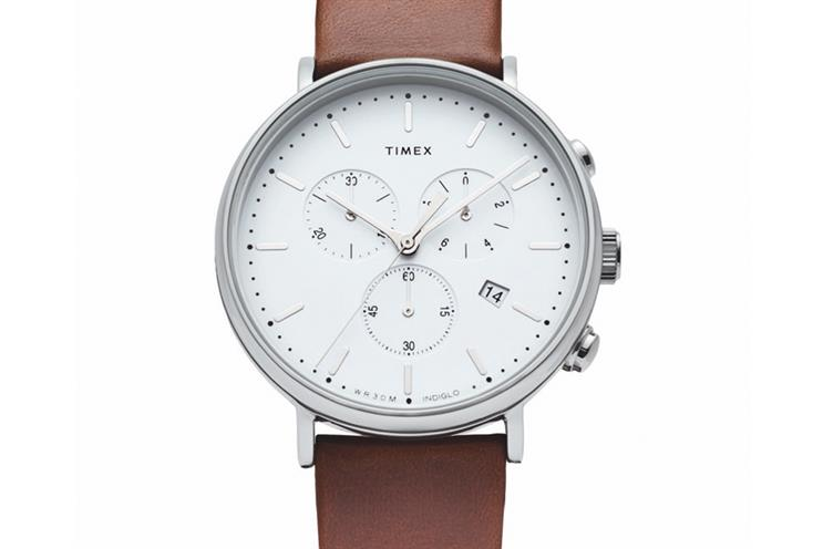 Barclaycard teams up with Timex to launch contactless watch