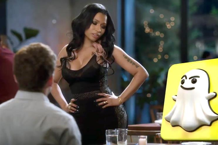 T-Mobile: Singer Nicky Minaj starred in the Deutsche Telekom-owned brand's ad in the US last year