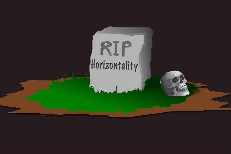 Horizontality is dead: What's next for agencies?