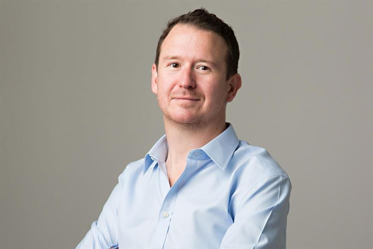 Tom Denford: the co-chief executive of ID Comms