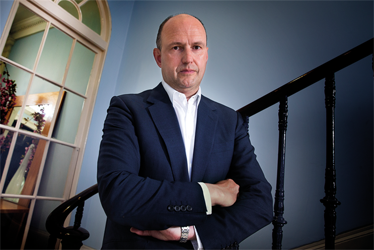 Tom Knox: the IPA president launched the industry's diversity goals this year