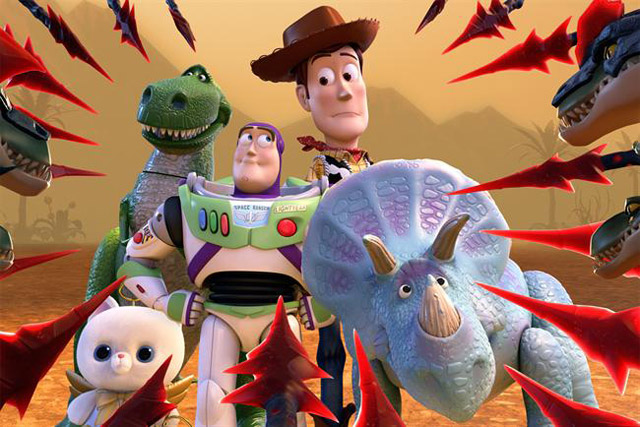 Disney is making a fourth Toy Story movie for a planned release in 2019