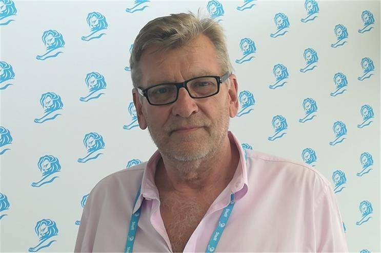 Cannes Lions chairman Savage: 'We will continue to be good listeners'