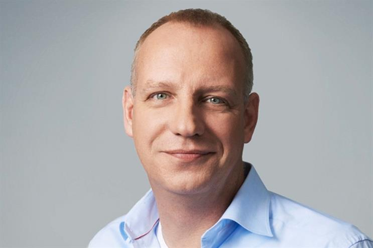 Aksel van der Wal: head of digital ventures and innovation (picture credit: Turner International)