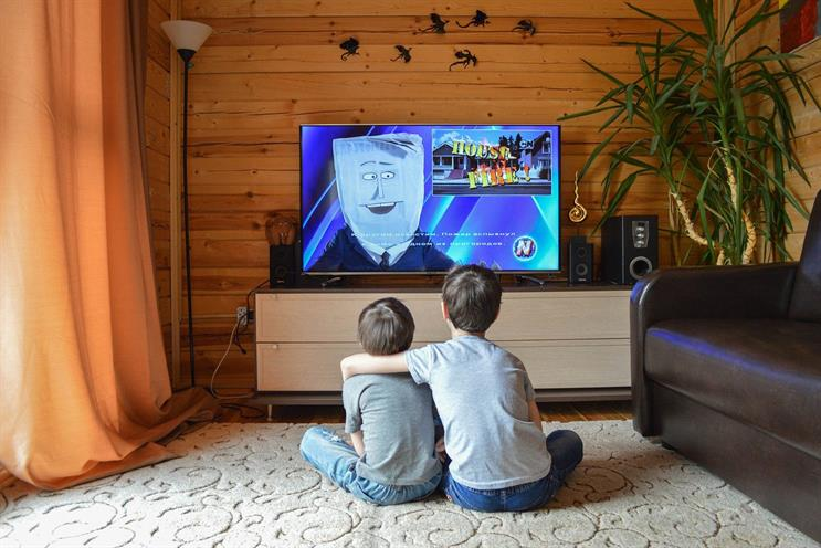 TV: viewers' exposure to ads was up, including for younger people