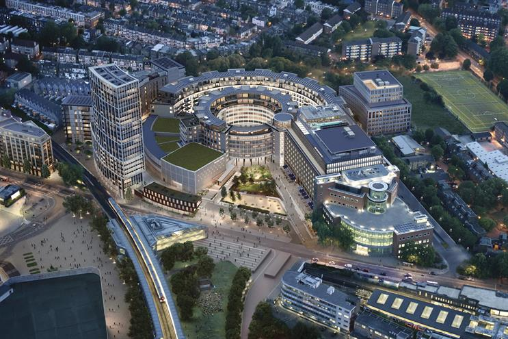 Television Centre: Publicis Groupe's six media agencies are moving to the former BBC site
