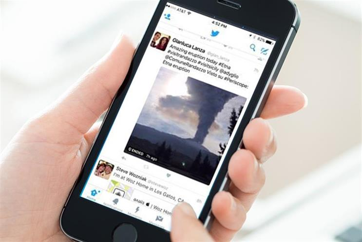 Twitter: announces pre-roll ads on Periscope