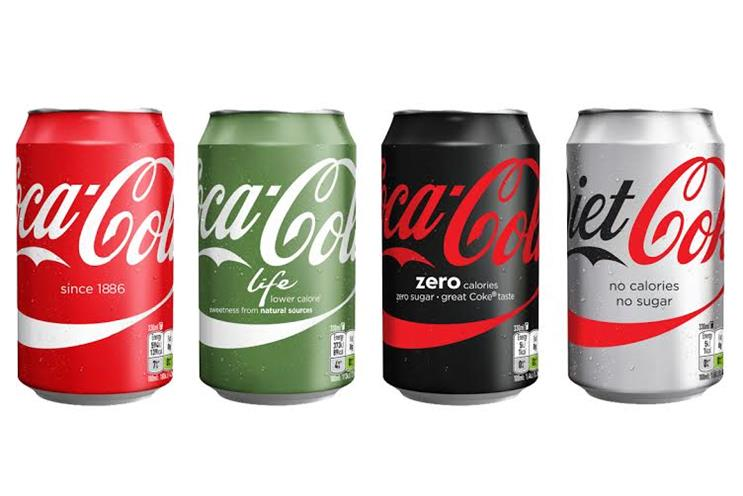Coca-Cola  Umbrella BRAND NEW