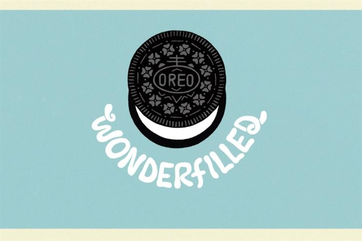 Oreo: Wonderfilled campaign aligns brand with childhood fun