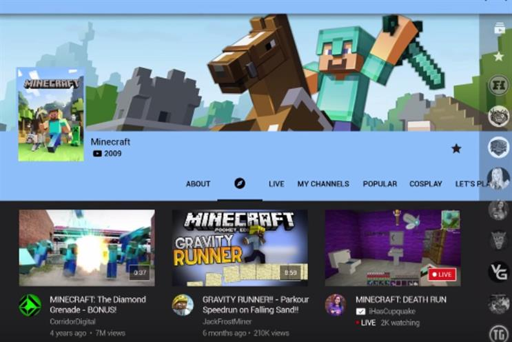 Breakfast Briefing: new gaming app from YouTube set to take on Amazon Twitch