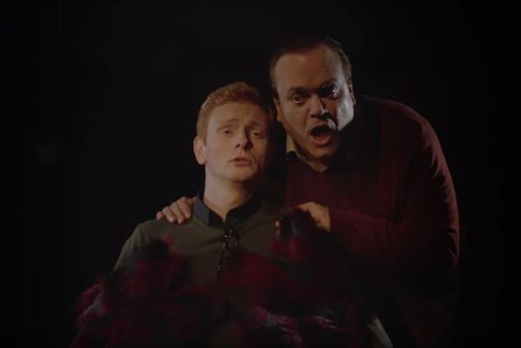 Curry's PC World: Eastenders' Barry gives an acting masterclass in latest spot