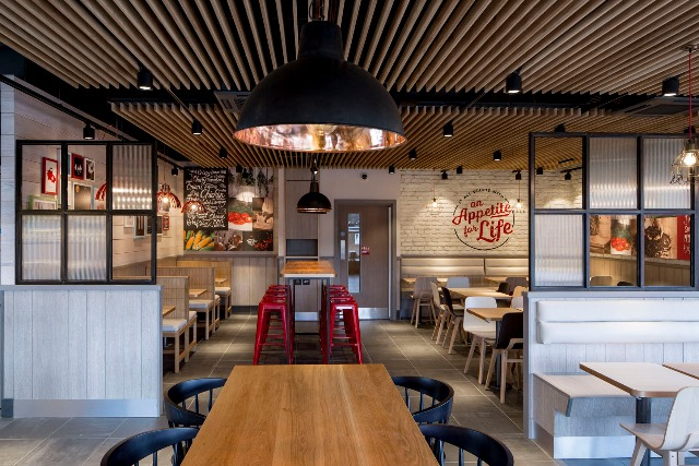 KFC: its concept store in Bracknell speaks volumes for how the brand wants to be perceived