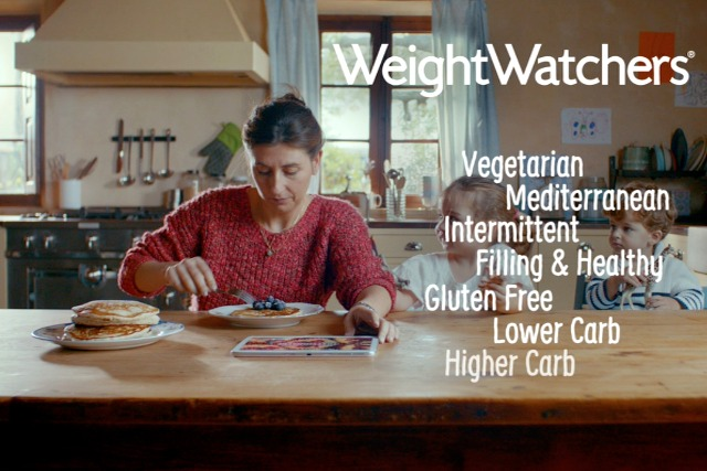 "Weight Watchers: 2015 ad campaign shows the brand is ""here to help"""